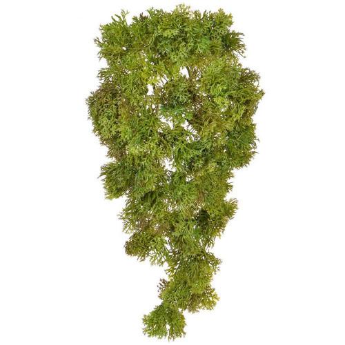 Green Artificial Reindeer Moss Trailing