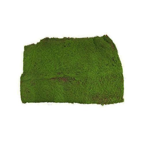 Large Green Moss Sheet Artificial 1m x 2m