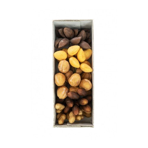 Assorted Artificial Nut Picks on Wire Box of 60