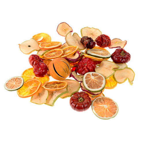 Bag of Mixed Dried Preserved Fruits