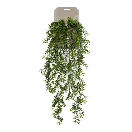 Boxwood Hanging Bush Artificial