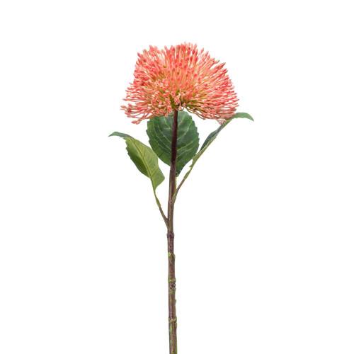 Sedum Stonecrop Succulent Branch Artificial Peach