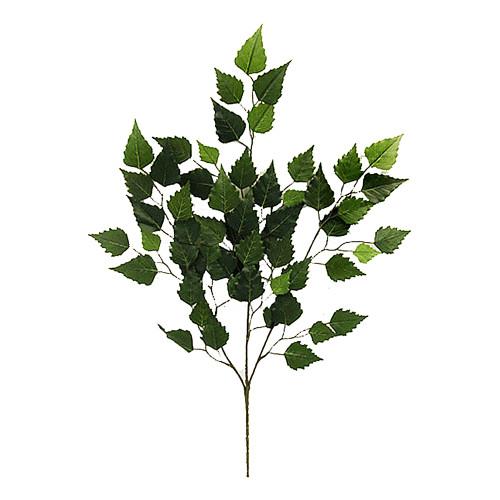 Artificial Silk Birch Leaf Sprays