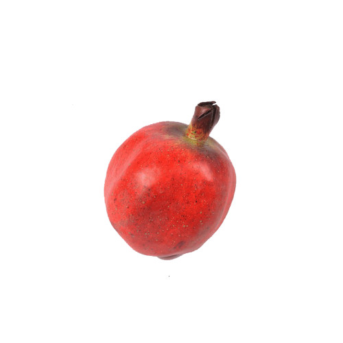 Artificial Pomegranate Fruit 11cm
