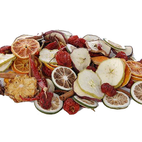 Dried Preserved Fruit Assortment With Spices