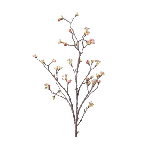 Artificial Maple Blossom Branch Pink