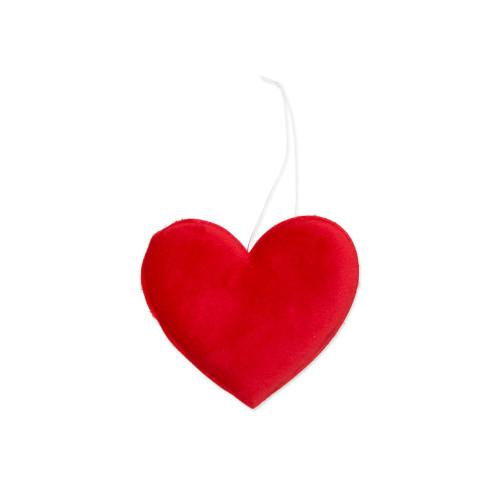 Red Velvet Heart Valentine Hanger