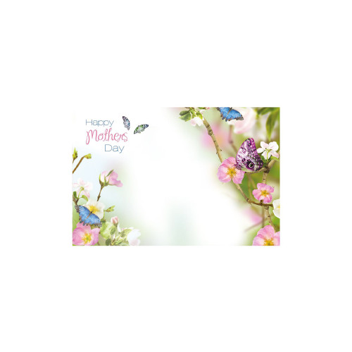 Happy Mothers Day Bouquet and Gift Cards