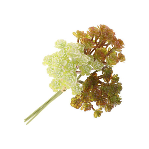 Artificial Succulent Sedum Bundle