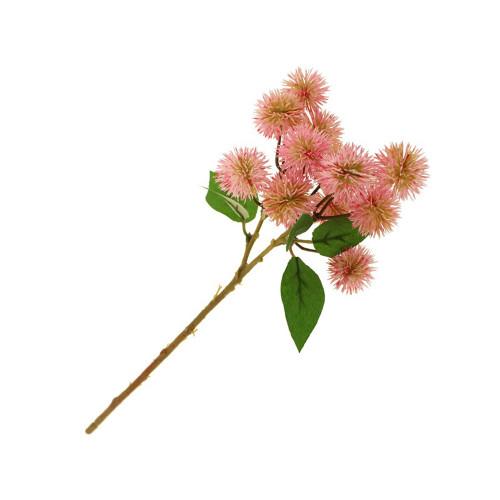 Artificial Sweetgum Sprays Pink