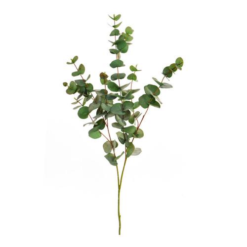 Faux Silk Artificial Eucalyptus Spray