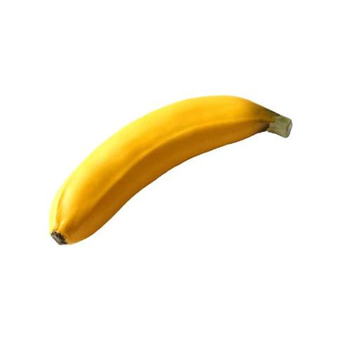 Artificial Banana Fruit 20cm/8 Inches Long