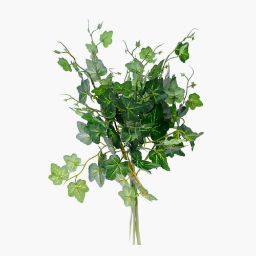Faux Silk Ivy Spray Bundle Green