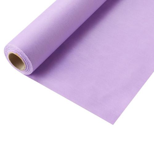 Plastic-Free Compostable Bouquet Wrap Lilac