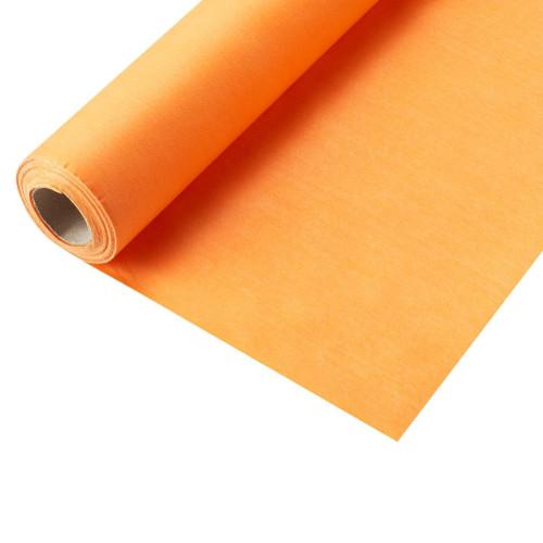 Plastic-Free Compostable Bouquet Wrap Orange
