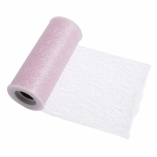 Mesh Tulle Ribbon Pink