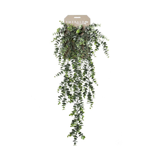 Green Eucalyptus Hanging Bush Artificial