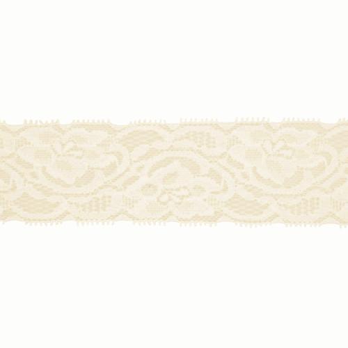 Lace Ribbon 5cm/2 Inch Ivory