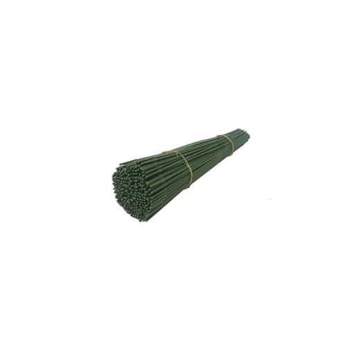 Carnation Head Stems Pack of 288 Green
