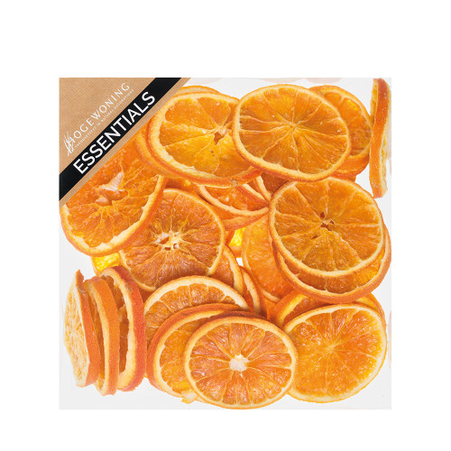 100g Box of Approximately 35 Dried and Preserved Orange Slices