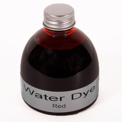 Water Dye Red