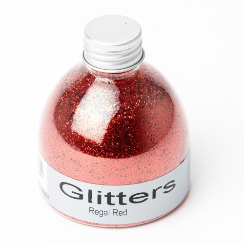 Flower  & Craft Glitter Red