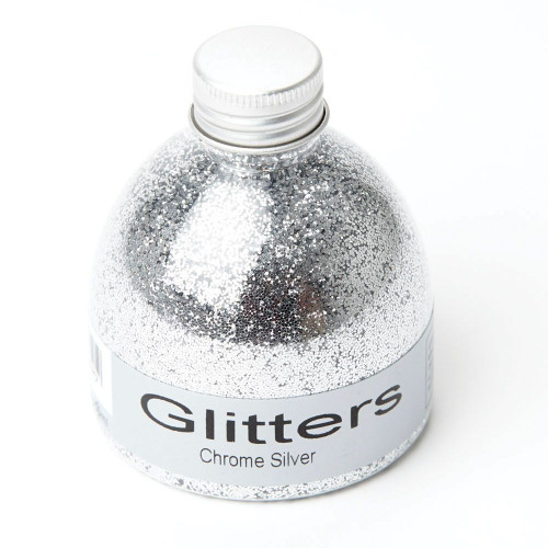 Flower  & Craft Glitter Silver