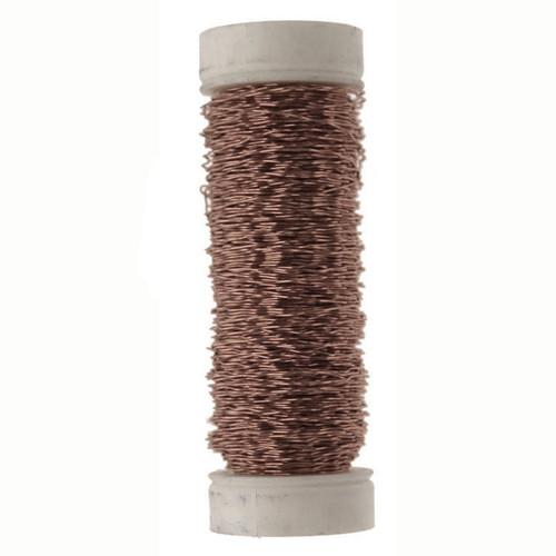 Bullion Wire Reel 25g Copper