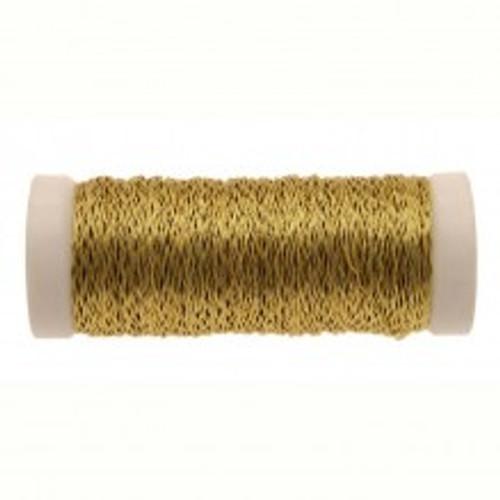 Bullion Wire Reel 25g Gold