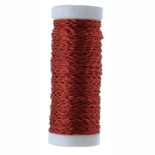 Bullion Wire Reel 25g Red