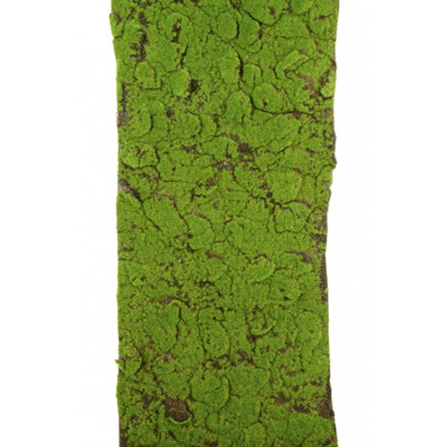 Green Moss Mat Roll Artificial 40 x 150cm