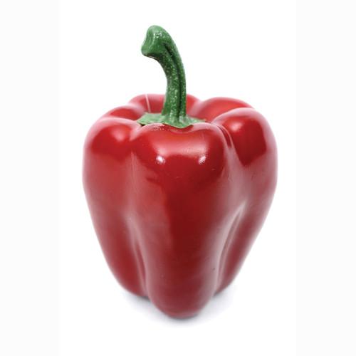Red Pepper Fruit Very Realistic 10cm/4 inch Diameter