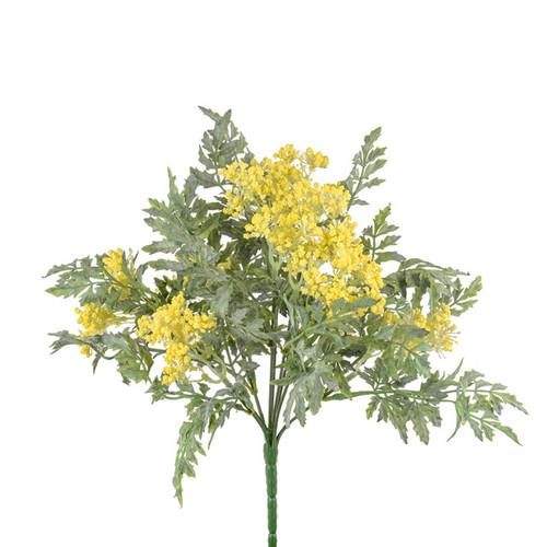 Gypsophila Bush Yellow 32cm