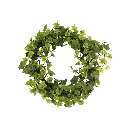 Ivy Wreath Artificial Outdoor 50cm/20 Inches