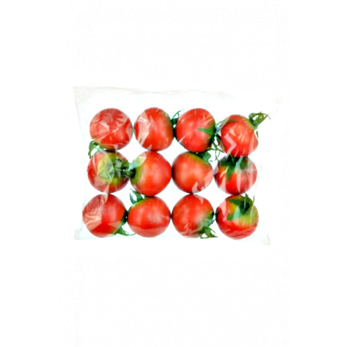 Tomato Artificial Fruit 5cm Diameter Pack of 12