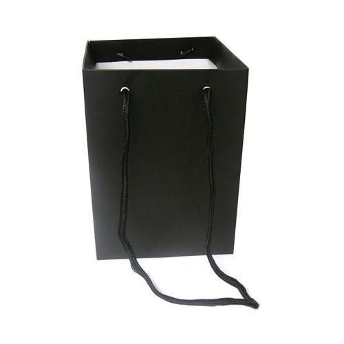 Bouquet Box 18 x 18 x 25cm Pack of 10 Black