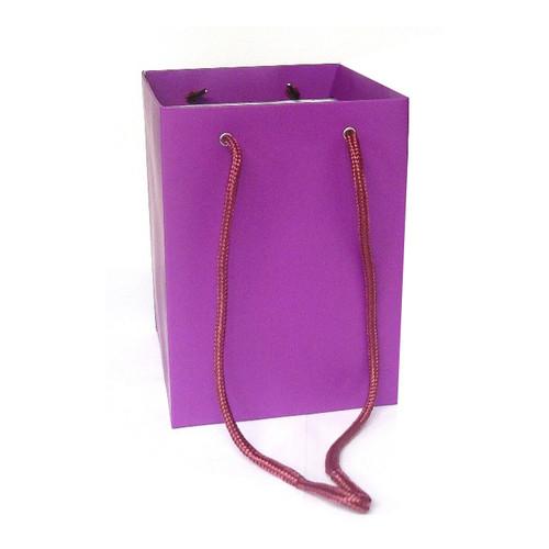 Bouquet Box 18 x 18 x 25cm Pack of 10 Purple