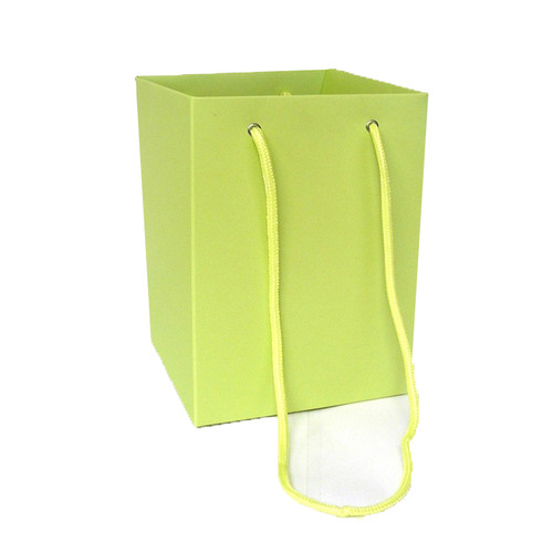 Bouquet Box 18 x 18 x 25cm Pack of 10 Lime