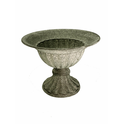 Metal Urn Bowl Wide Lip 12cm