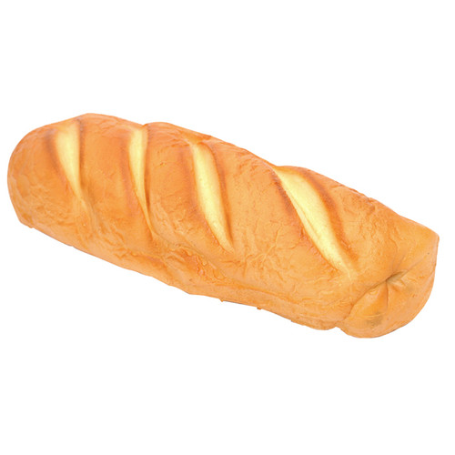 Bread Artificial Bloomer Loaf 30cm
