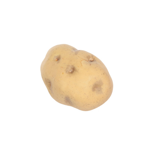 Potato Single Artificial Vegetable Medium 10cm