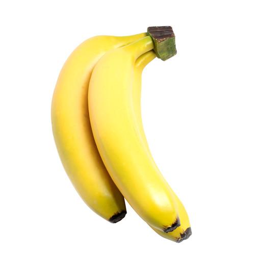Banana Bunch of 3 Fruit 23cm