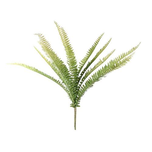 Boston Fern Artificial Plant 12 Leaf 48cm