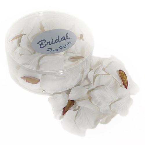 Silk Rose Petals Cream / Ivory