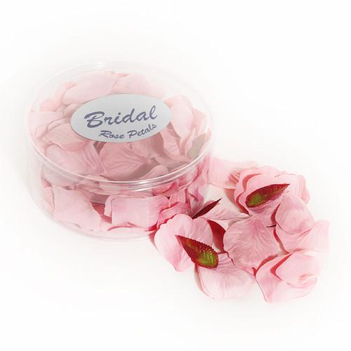 Silk Rose Petals Dark Rose / Pink