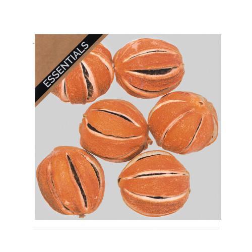Dried Oranges Whole Split x 6
