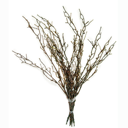 Twig Bundle Brown 5 stems 65cm