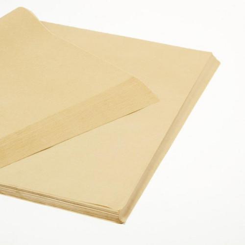 Tissue Paper Caramel 240 sheets x 50cm x 75cm