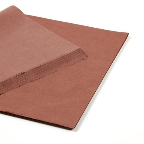 Tissue Paper Chocolate 240 sheets x 50cm x 75cm