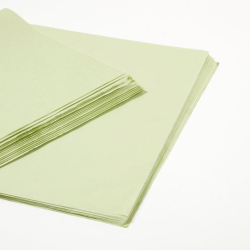 Tissue Paper Sage Green 240 sheets x 50cm x 75cm